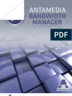 Bandwidth Manager Manual