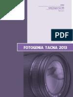 """Fotogenia Tacna 2013 - """"Los últimos héroes"""""""