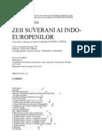 Dumezil - Zeii Suverani Ai Indo-europenilor