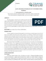 5.Sales- Ijsmmrd - Study on- Anita Ramadass - Opaid