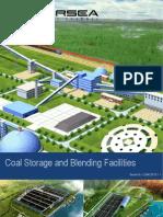 Designing of Coal Storage & Blending Facilities