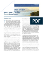 Columbia River Treaty Recent Study Results - FINAL June 2012 - Singles