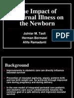 3 the Impact of Maternal Illness on the Newborn Final 1