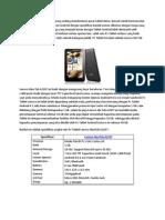 Lenovo IdeaTab A2107 Tablet Android Murah Dengan Spesifikasi Tinggi