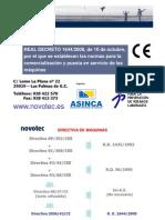 Directiva de Máquinas 2008
