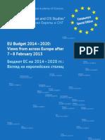 Bulletin on European and CIS Studies