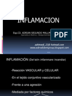 INFLAMACION UNMSM 2012-3