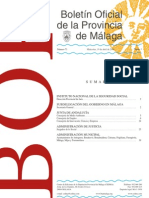 Convenio Construccion Malaga 2006