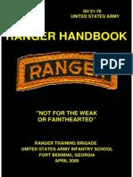 SH 21-76 Ranger Handbook (2000)