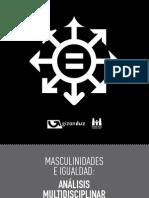 Masculinidades e Igualdad. Estudio multidisclinar