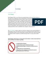 Alternatives & Recommendation