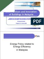 Energy Efficiency Best Practice