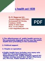 Public Health Act