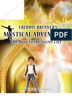 The Door to the Secret City - Book #1 of Freddie Brenner's Mysitcal Adventure Series