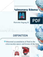 Acute Pulmonary Edema Kul