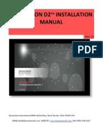Installation Manual Rev. 12