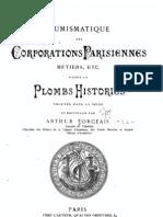 Numismatique des corporations parisiennes