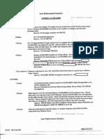 FBI Summary about Alleged United 175 Hijacker Ahmed Alghamdi
