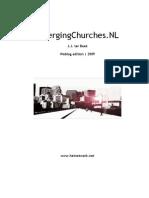 Emerging Churches 2009