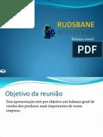 Balanço Anual Rudsbane