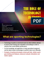 Sports and Tech