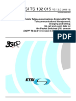 Telecommunications Management_charging and Billing_3g Call and Data Events for PS Domain