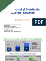 Transportul si distributia energiei electrice -Curs