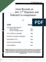 Airman Records for Alleged 9/11 Hijacker Marwan Alshehhi