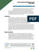 Altera Enhancing Robust SEU Mitigation With 28-Nm FPGAs