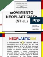 Movimiento Neoplasticista (Stijl)