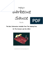 Djs Bbq Sauce Book
