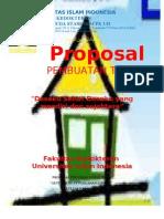 Proposal Pembuatan Taman Rawa