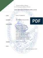 Informe Factores Ambientales de Riesgo Salud y Sociedad II Sabado 2 20pm 5 55pm.