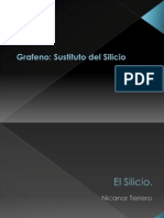 Grafeno sustituto del silicio.pptx