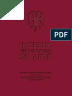 Indexul Pietei Romanesti de Arta