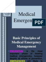 Medical Emergencies - FINAL