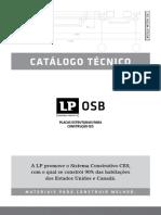 Catalogo Tecnico LP OSB - Paineis Estruturais Para Construcao CES