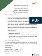 Uts Analisis Laporan Keuangan 2008 2009 Gasal