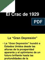 22 HC El Crac de 1929