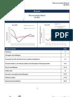 Coface - Macroeconomic Report HI 2012