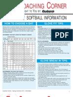 2013 Coaching Corner Baseball Reg