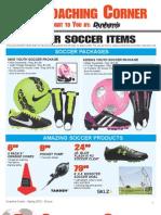 2013 Coaching Corner_soccer