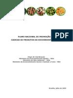 Plano Nacional Da Sociobiodiversidade- Julho-2009