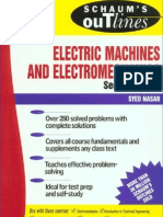 Schaum Electric Machines and Electromechanics