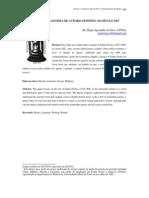 Artigo - Emilia Freitas e a Escrita Feminina no Século XIX