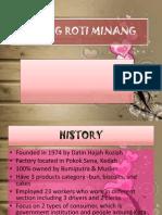 Kilang Roti Minang