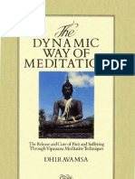 Dhiravamsa-The Dynamic Way of Meditation