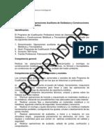 31815-Operaciones Auxiliares de Soldadura