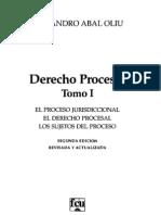 Derecho Procesal - Tomo i - Alejandro Abal Oliu (2)