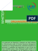 Whitepaper, Organiseren in 2023 III